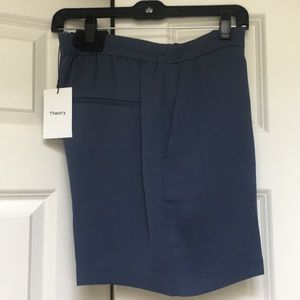 Women's Theory Silk Shorts